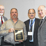 Clinton County Engineering Assistant Smith honored