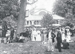 WC's Whittier Court had long history