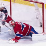 Tatar scores late, Canadiens top Jackets to snap 4-game skid