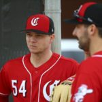 Gray has stiff elbow, scratched from 1st spring start