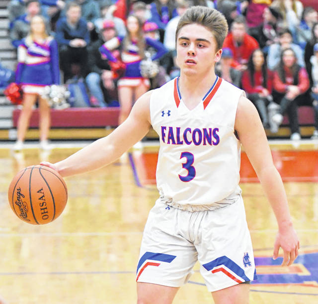 Brendan Lamb had six points, four rebounds and six assists for Clinton-Massie Tuesday night.