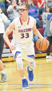 Falcons hang on in battle of SBC heavyweights