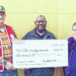 Lions receive Boys State funds