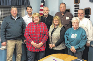 Commissioners visit Marion Township