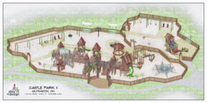 Castle Park II coming soon; construction takes a community