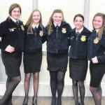Busy times for East Clinton FFA