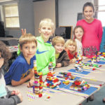 Reaching new heights at Wilmington Public Library's Discovery Club