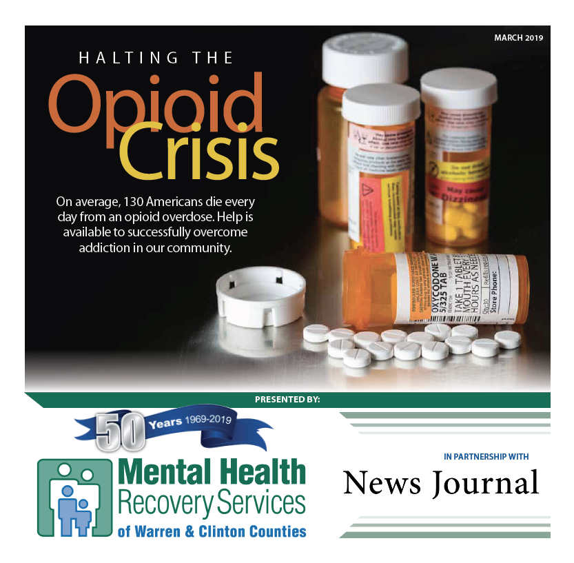 Halting the Opioid Crisis March 2019