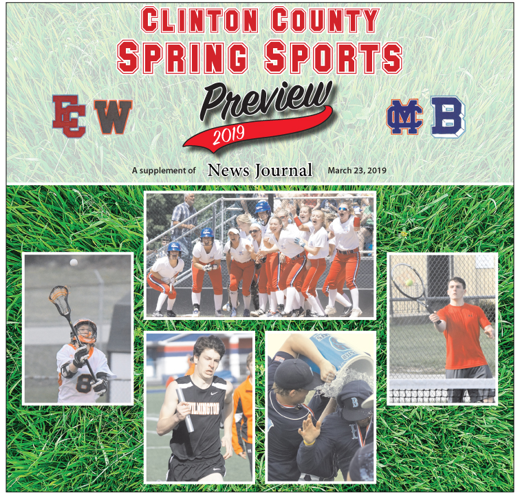 2019 Clinton County Spring Sports Preview