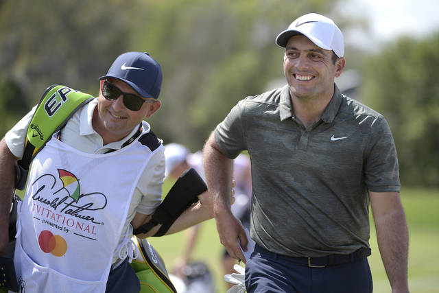 Francesco Molinari storms back to claim Arnold Palmer Invitational victory