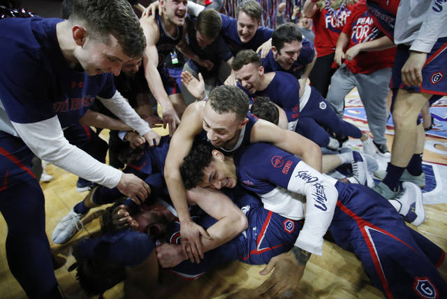 Saint Mary's upsets No. 1 Gonzaga to win WCC title