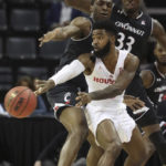 Cumberland's 33 leads UC to AAC title; will open NCAA play in Columbus Friday vs. Iowa
