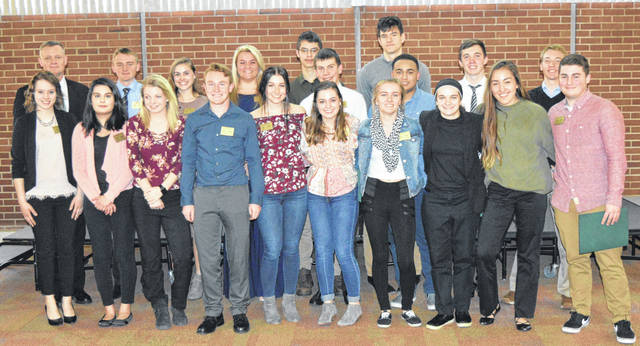 Clinton County Leadership Institute President Kelly Hopkins (back left) with Leadership Clinton Youth Collaborative Class of 2019 graduates. A few are not pictured due to attending other school-related events. For many more photos, visit www.wnewsj.com.