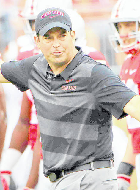Ryan Day is running his first spring camp as head coach for Ohio State.