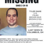 Info sought on man missing since Feb. 24