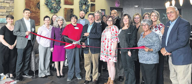 "The News Journal advertising staff congratulates Dr. Robert McClure, who was recently welcomed to the staff of Clinton Memorial Hospital by the CMH Regional Health System and the Wilmington-Clinton County Chamber of Commerce at a ribbon-cutting and open house. ""It was time to come home,"" McClure said, referencing his origins on the west side of Cincinnati. CMH CEO Lance Beus added, ""He knows the people of southwest Ohio well and we know he will be a great advocate for the patients at the Cancer Center."" Dr. McClure, who has over 20 years of experience in radiation oncology, is now seeing new patients at Foster J. Boyd, MD Regional Cancer Center in Wilmington. Appointments may be scheduled by calling 937-283-2273."