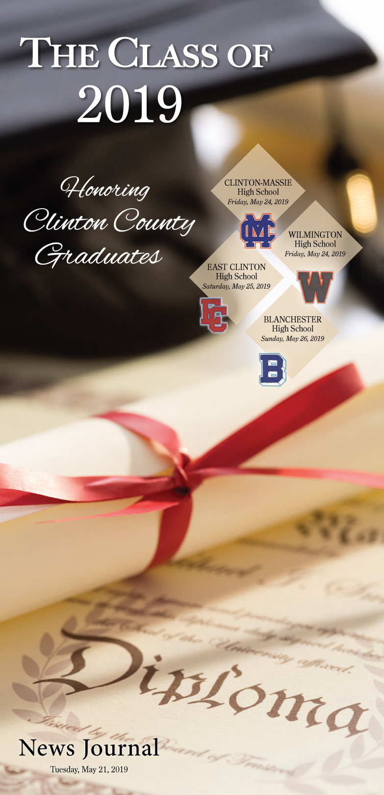 Clinton County Graduation 2019