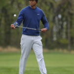 Spieth trying to buck the odds at PGA Championship