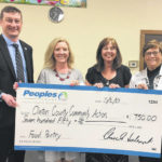Peoples Bank donates to pantry