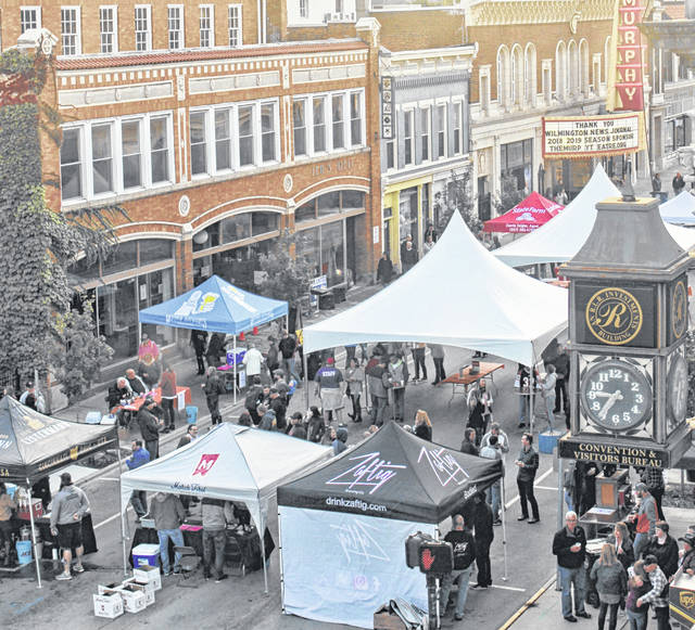A newer event, the Craft Beer Rally and Chili Cook-off, has been a big success downtown.