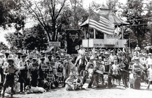 This photo from the Clinton County Fair is believed to be from the late 1920s or the early 1930s. Do you know anything about this photo? Let us know at info@wnewsj.com. The photo is courtesy of the Clinton County Historical Society. The Clinton County History Center is now open Saturdays 10 a.m.-2 p.m. For more info, visit www.clintoncountyhistory.org; follow them on Facebook @ClintonCountyHistory; or call 937-382-4684.