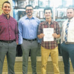 Burton, Hale and Vogel Scholarship awarded