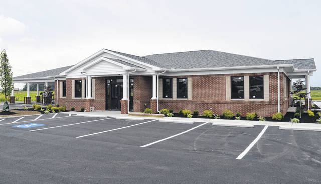 The new First State Bank is slated to open on July 15 in Wilmington.