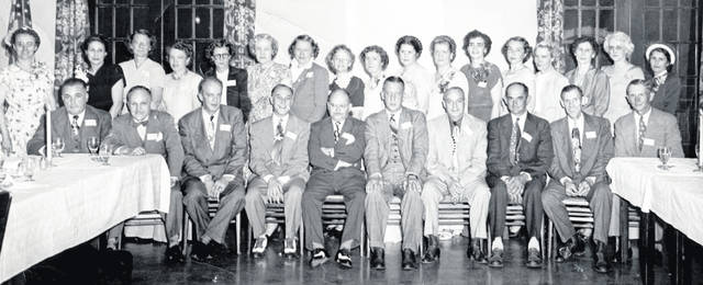 The Wilmington High School Class of 1924 gathered for its 25th anniversary in 1949 at the General Denver. Do you recognize anyone in this photo? Let us know at info@wnewsj.com. The photo is courtesy of the Clinton County Historical Society. The Clinton County History Center is now open Saturdays 10 a.m.-2 p.m. For more info, visit www.clintoncountyhistory.org; follow them on Facebook @ClintonCountyHistory; or call 937-382-4684.