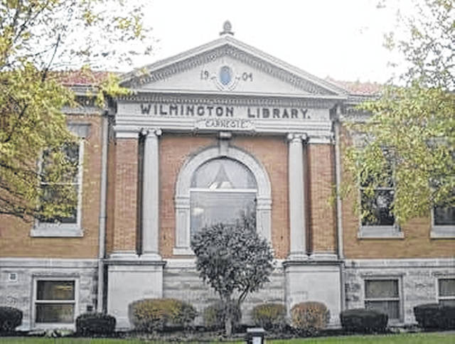 The Wilmington Public Library opened its doors in 1904.
