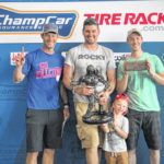 Local Champcar racers win at Indy; defeat 100 endurance racing teams