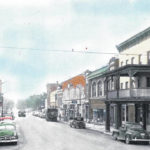 Throwback Thursday: Colorful downtown