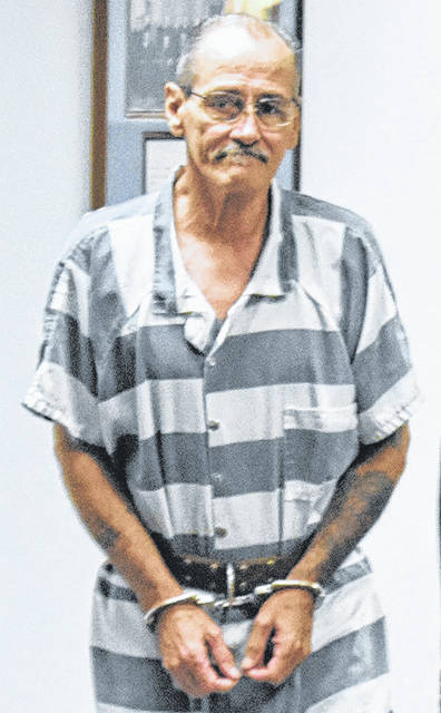 James Clifton appears in Clinton County Municipal Court on Tuesday.