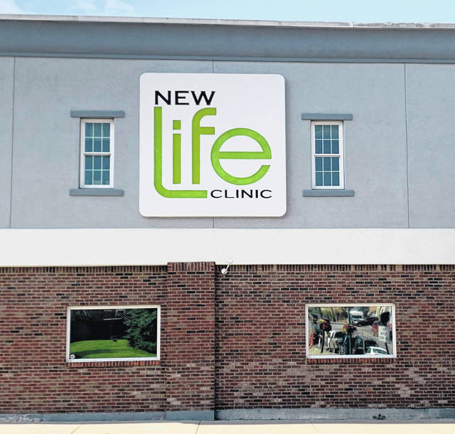 The New Life Clinic is located in downtown Wilmington.