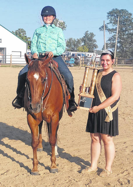 Horse Versatility champion - Wilmington News Journal