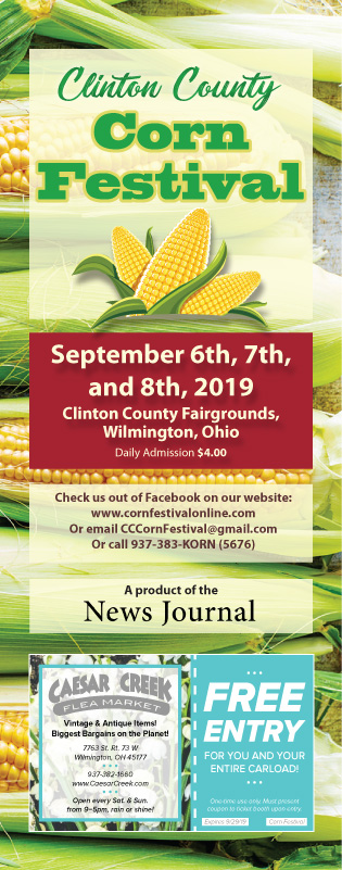 Clinton County Corn Festival 2019