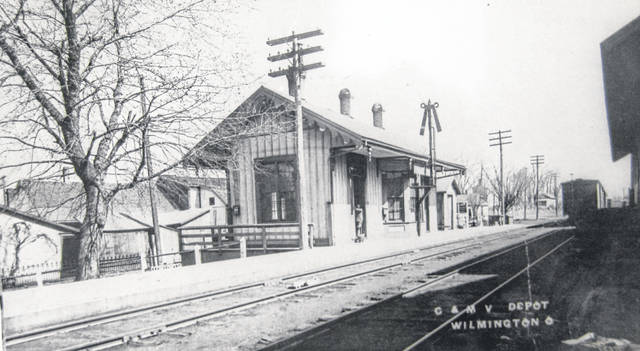 This is the Wilmington Depot. Share your memories of it at info@wnewsj.com. The photo is courtesy of the Clinton County Historical Society. The Clinton County History Center is now open Saturdays 10 a.m.-2 p.m. For more info, visit www.clintoncountyhistory.org; follow them on Facebook @ClintonCountyHistory; or call 937-382-4684.