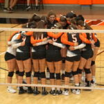 Lady 'Cane opens with 3-set loss to Lady Bucs