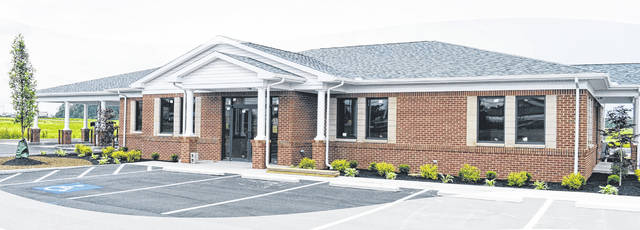 The new First State Bank facility is located at 1584 Rombach Ave., Wilmington.