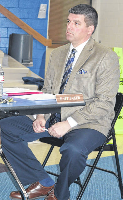 "After receiving a contract extension, Clinton-Massie Superintendent Matt Baker said, ""I look forward to working side by side with our stakeholders as we strive to reach new levels of achievement for our district."""