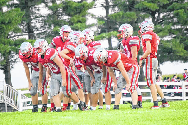 East Clinton won its second game of the season Friday night, a 26-7 decision at McClain.