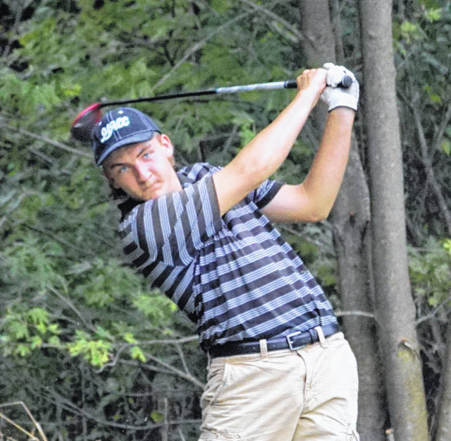 Brady Leathley had 90 for Wilmington Monday in the 18-hole end-of-year American Division tournament at Eagles Nest Golf Course.