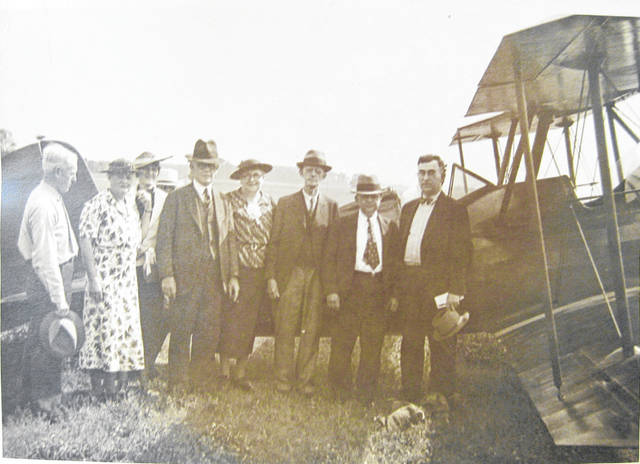 The photo is dated May 19, 1938. Can you tell us more (anything?) at info@wnewsj.com? It is courtesy of the Clinton County Historical Society. The Clinton County History Center is now open Saturdays 10 a.m.-2 p.m. For more info, visit www.clintoncountyhistory.org; follow them on Facebook @ClintonCountyHistory; or call 937-382-4684.
