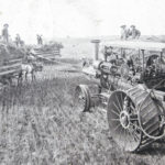 Throwback Thursday: In the field