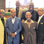 Men of Gaines at Wilmington UMC