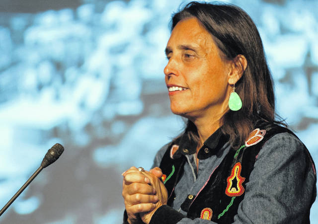 Winona LaDuke will give the keynote address at this year's Peace Symposium.