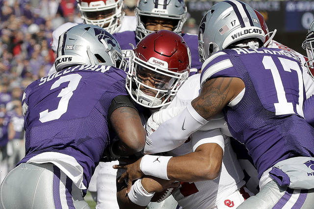 Who? Kansas State hands Oklahoma first loss - Wilmington ...