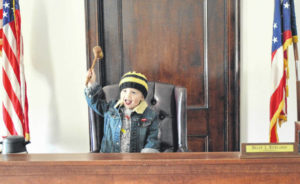 A grand centennial tour: Celebrating courthouse's 100th anniversary