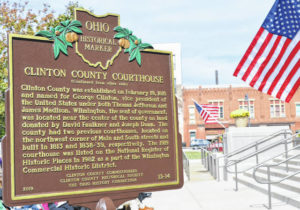 Going strong at 100: Celebrating courthouse's centennial, unveiling historical marker