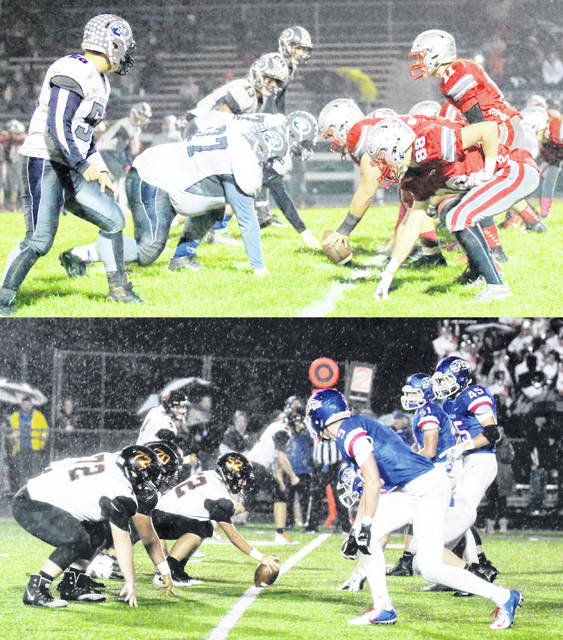 It's Week 10 of the high school football season and that means intra-county battles between the four Clinton County football teams. Clinton-Massie travels to Wilmington while East Clinton visits Blanchester Friday night with both games kicking off at 7 p.m. Blanchester has won the outright title in the SBAAC National Division, while Clinton-Massie clinches the outright American Division crown with a win; otherwise it could share the title with Goshen or New Richmond, or both. The Falcons are assured of a home game in the first playoff round while Blanchester remains hopeful of a playoff berth if it can beat East Clinton Friday.