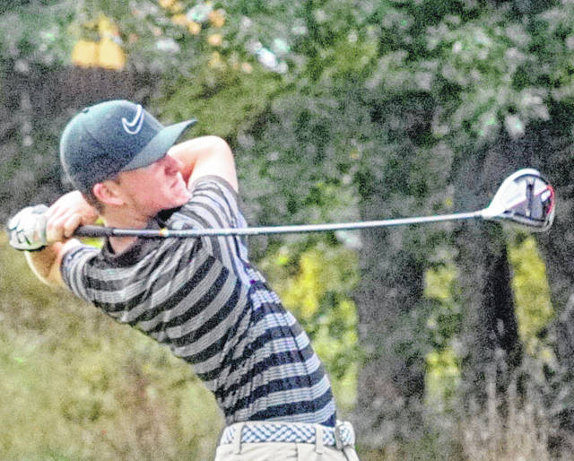 The golf season for Wilmington High School senior Jack Murphy ended Tuesday at the Division I Southwest District tournament at Glenview Golf Course. Murphy finished tied for 27th with an 80 (41-39). The two-time SBAAC American Division Player of the Year was nine strokes off the final qualifying score of 71. Jordan Gilkison of Springboro was the tournament medalist with a 69.